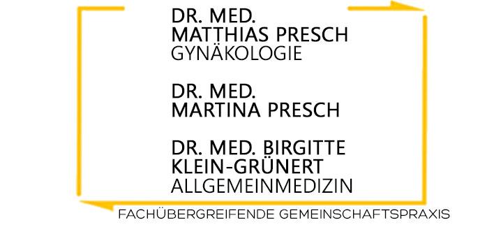 Praxis Drs. Presch und Dr. Klein-Grünert